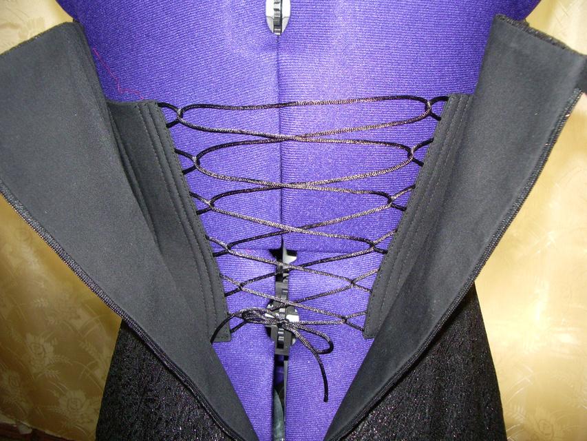 Как сшить платье на корсетной основе