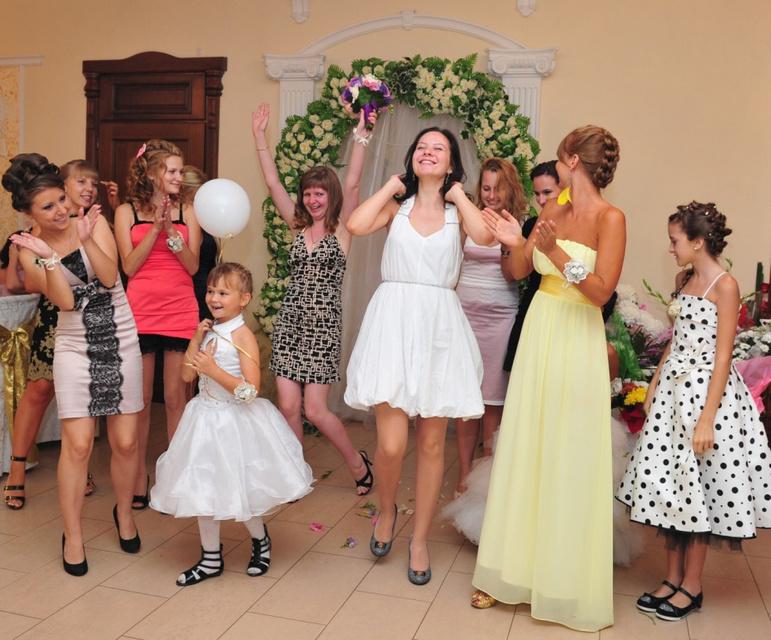 Модный сценарий свадеб