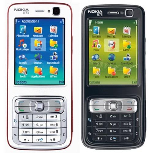 Прошивка NOKIA на Symbian OS S60 N73, N72 и т.д. без русских лэнг-паков мог