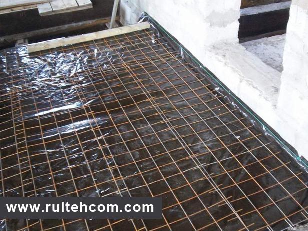 Как правильно сделать перекрытие между этажами из бетона
