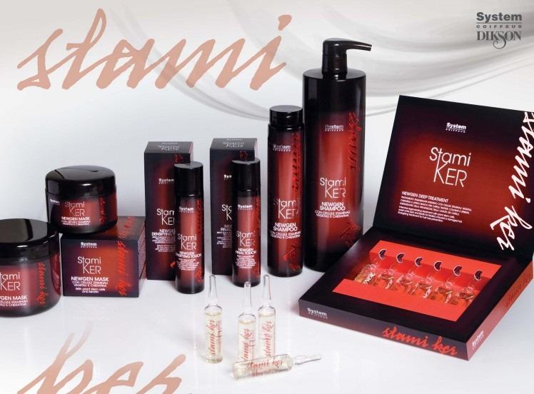 Лосьон в ампулах для волос (рост+восстановление) stamiker maxima.