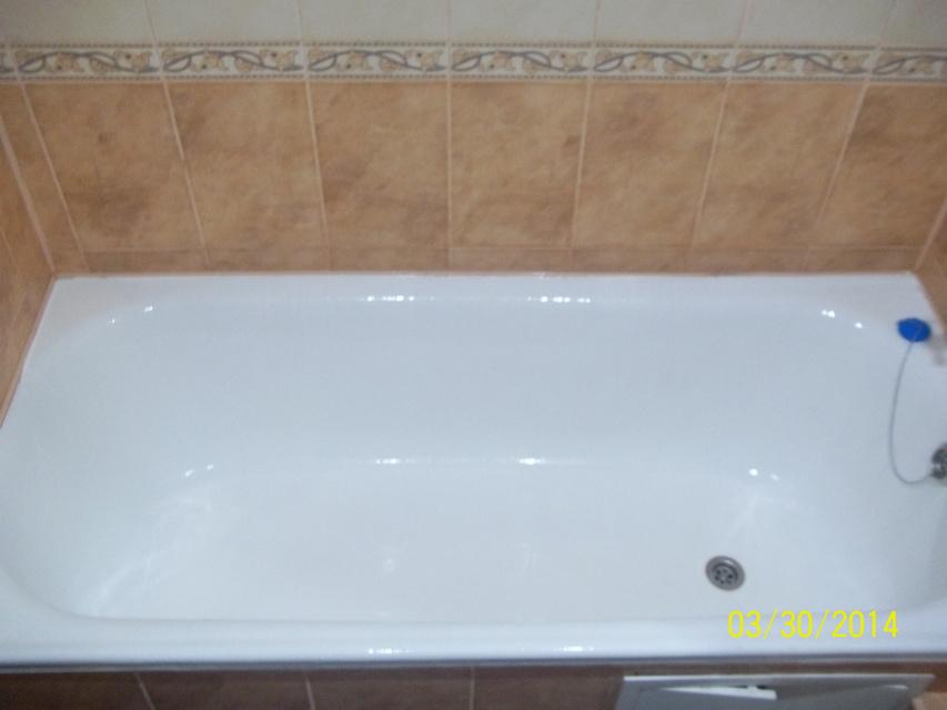 Как покрыть ванну акрилом цена