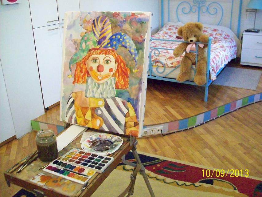 занятия по изобразительному искусству: