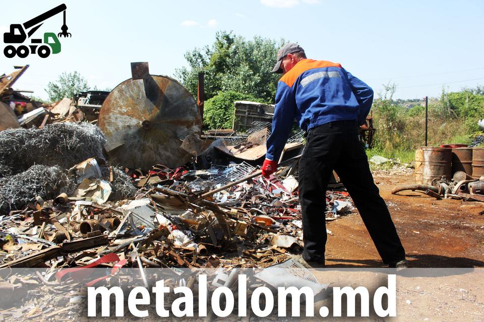 Пункты приема металлолома в молдове прием металлолома в павлодаре цены