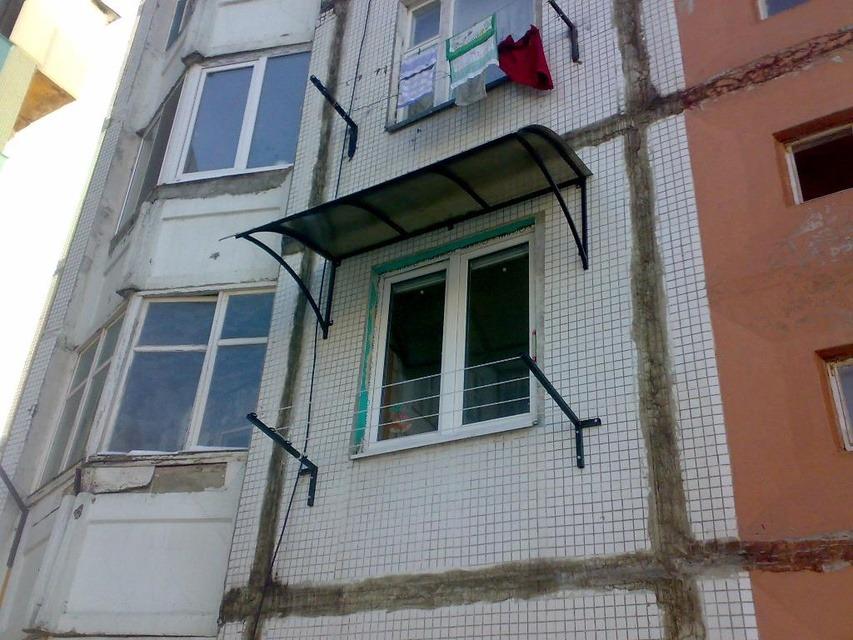 Наружная сушилка для белья на окно.