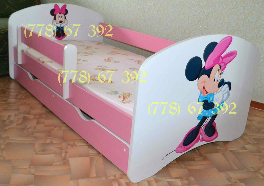 Детские кровати с бортами фото