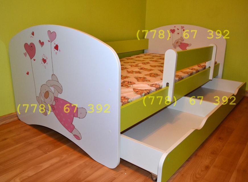 Детская кроватка от трех лет своими руками