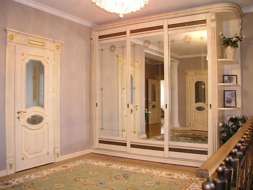 Avanta srl. мебель и двери для элитных помещений.