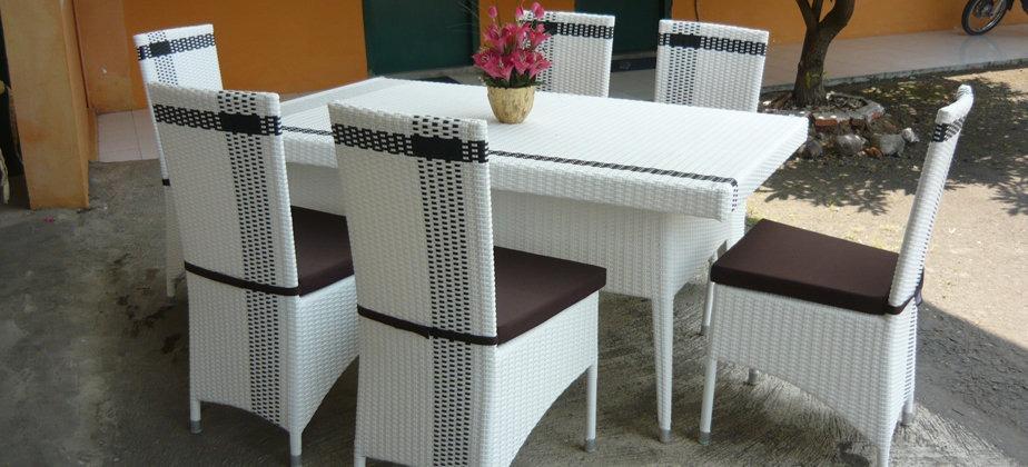 Плетеная мебель своими руками из искусственного ротанга