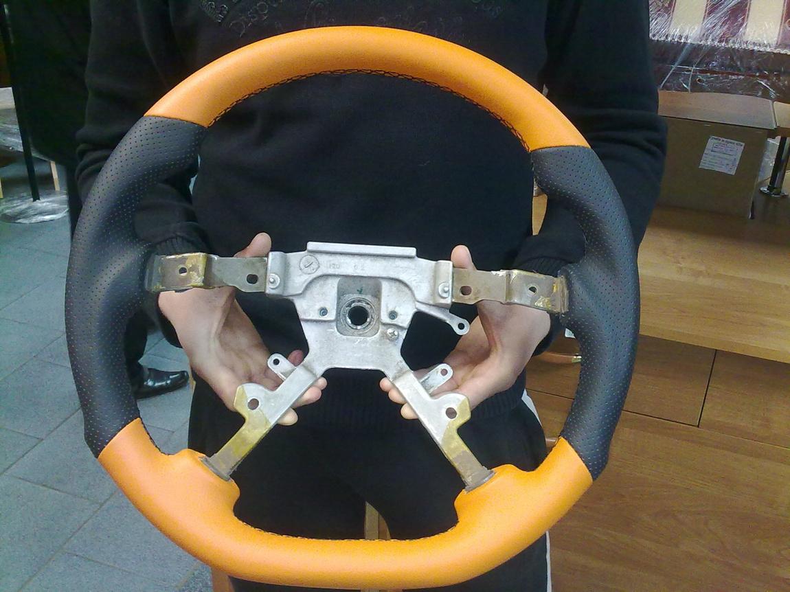 Ремонт руля автомобиля своими руками