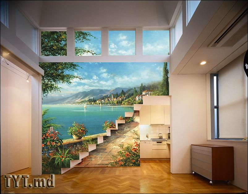 цветочно-фруктовые композиции фотообои частично на стену правильно выбрать духи