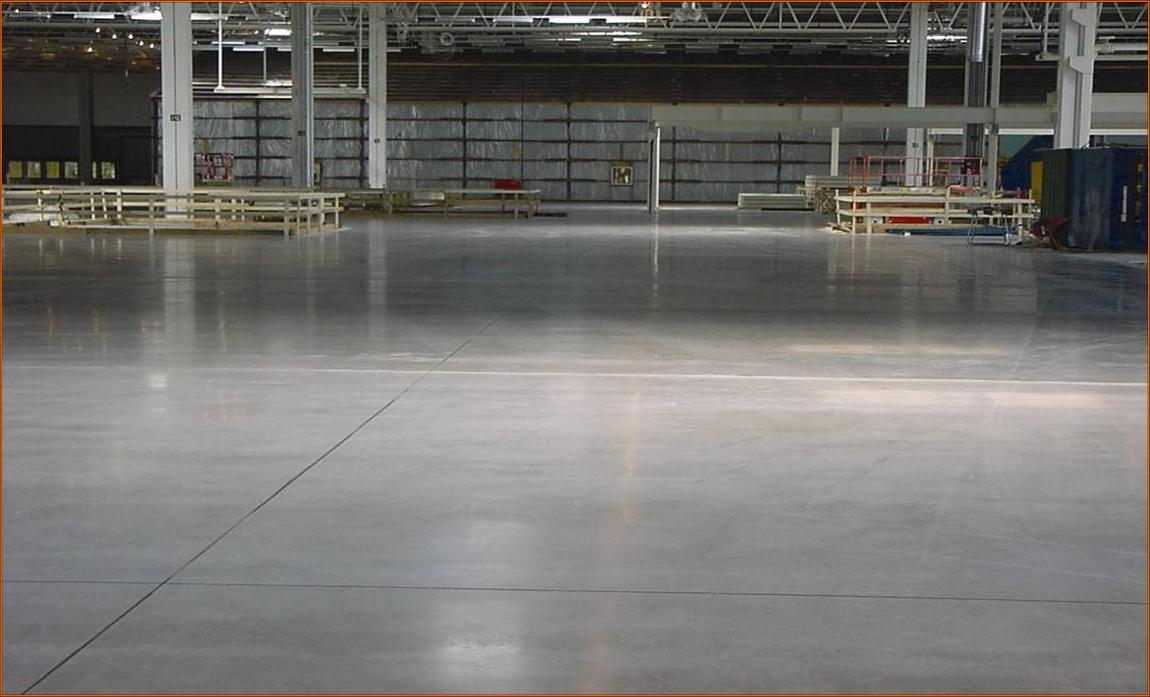 топпинги для бетона