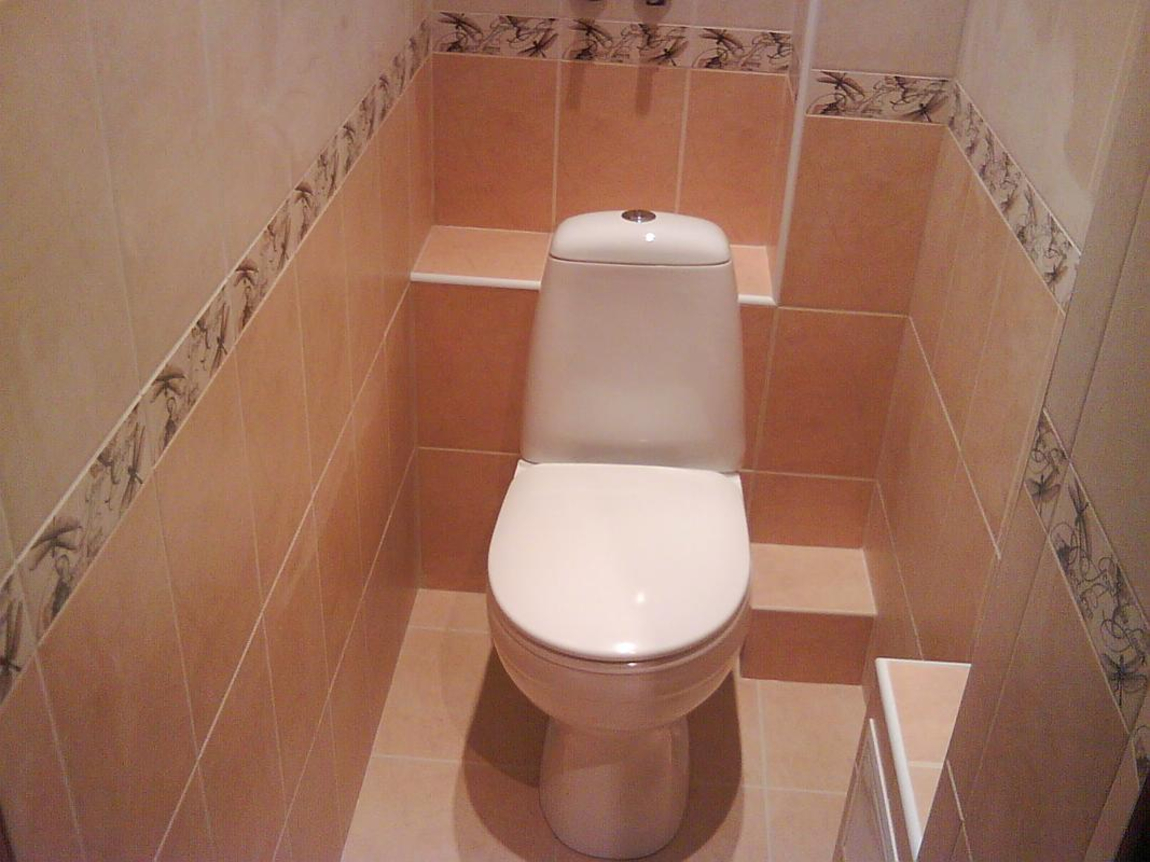 Туалет ванна своими руками фото