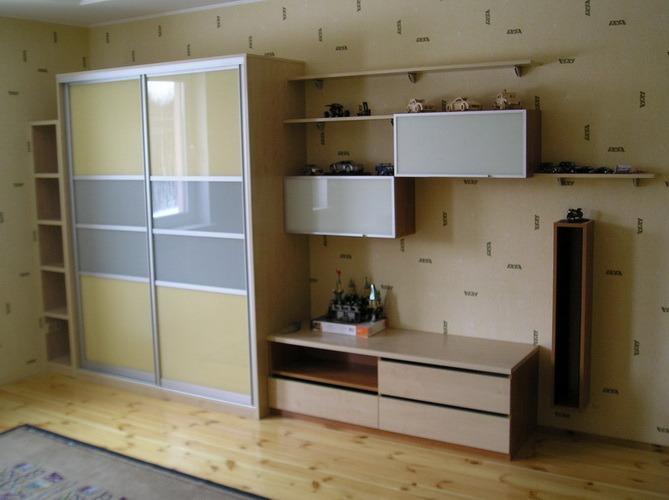 Произведем ремонт корпусной мебели.