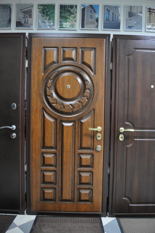 железные двери за день недорого