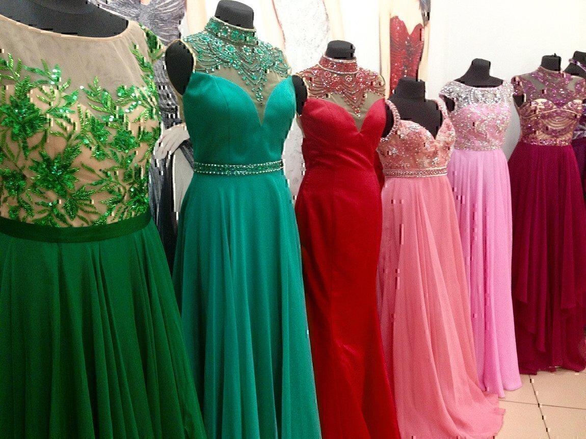Прокат вечернего платья николаев