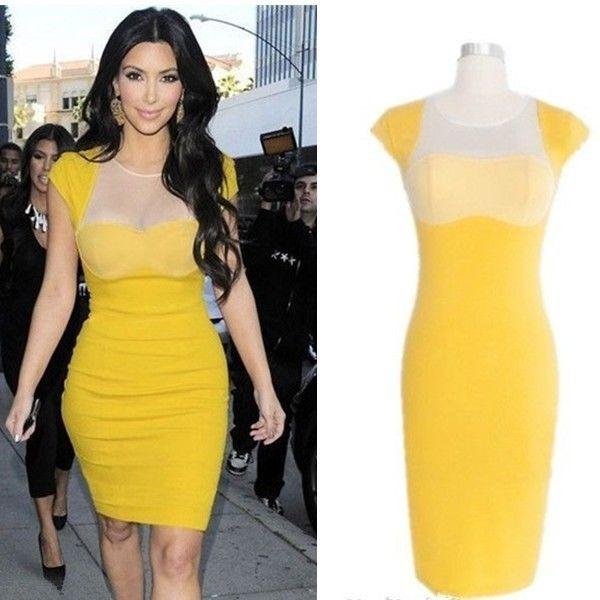 Желто фиолетовое платье фото