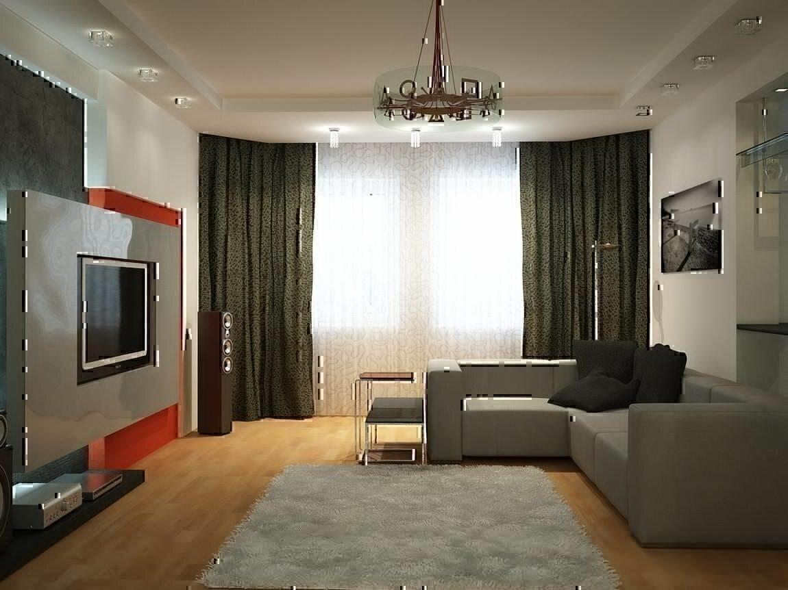 Ремонт однокомнатной квартиры своими руками недорого