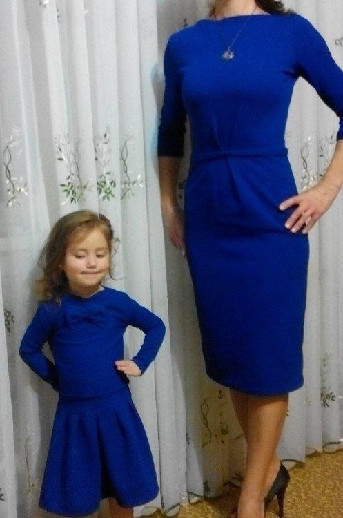 Рост 165 длина платья