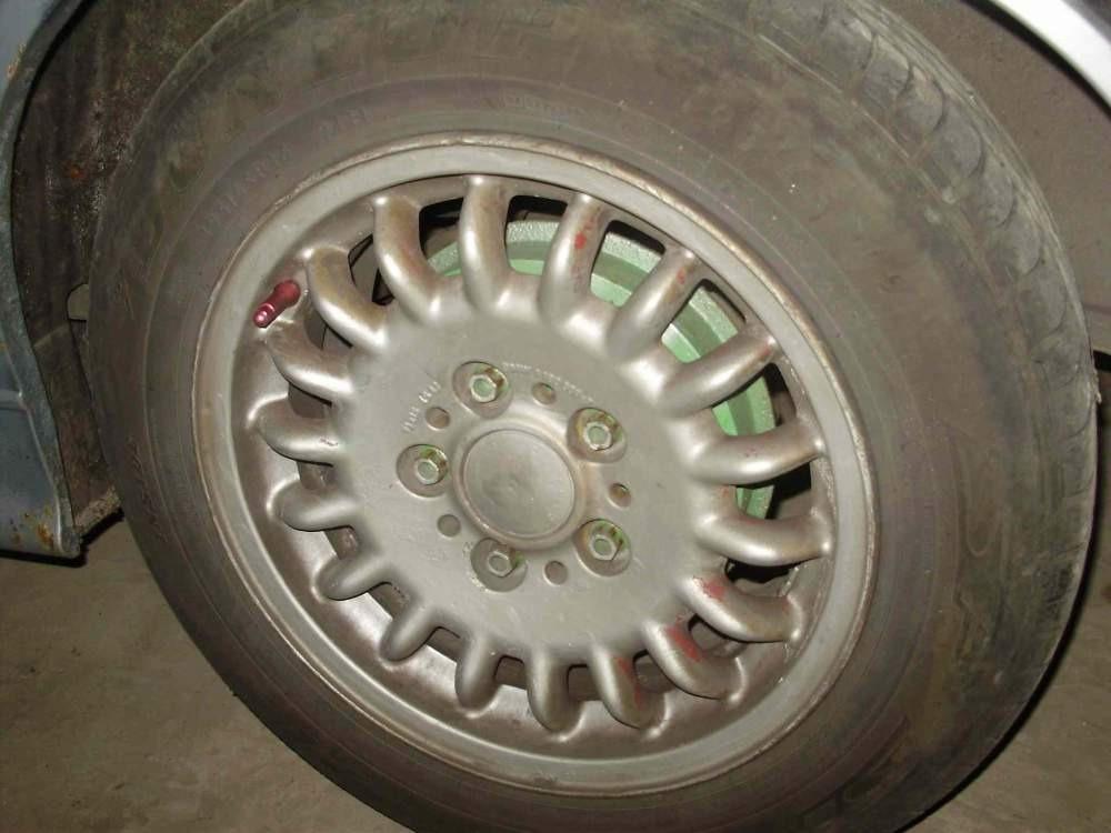 какие размеры колес на бмв е34