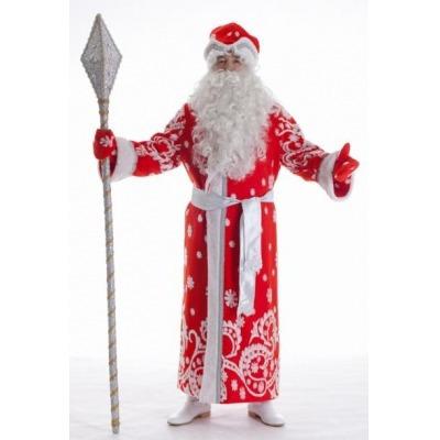 Костюм деда мороза на новый год своими