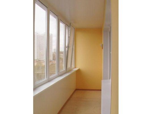 Балконы под ключ, а также отдельные виды работ.