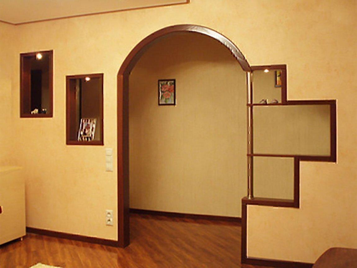 Как в квартире сделать стену красивой 179