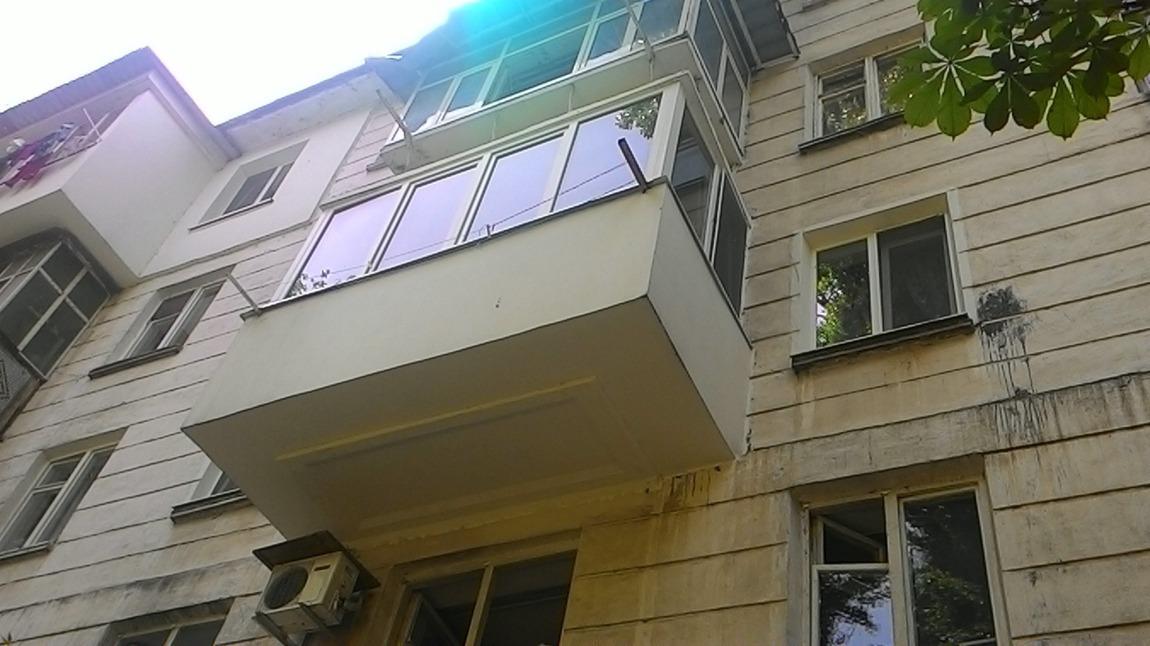 Бельцы реставрация расширение реконструкция балконов под клю.
