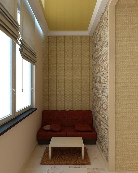 Дизайн маленького балкона в квартире фото. дизайн балкона - .