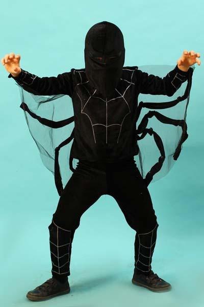Новогодний паук своими руками
