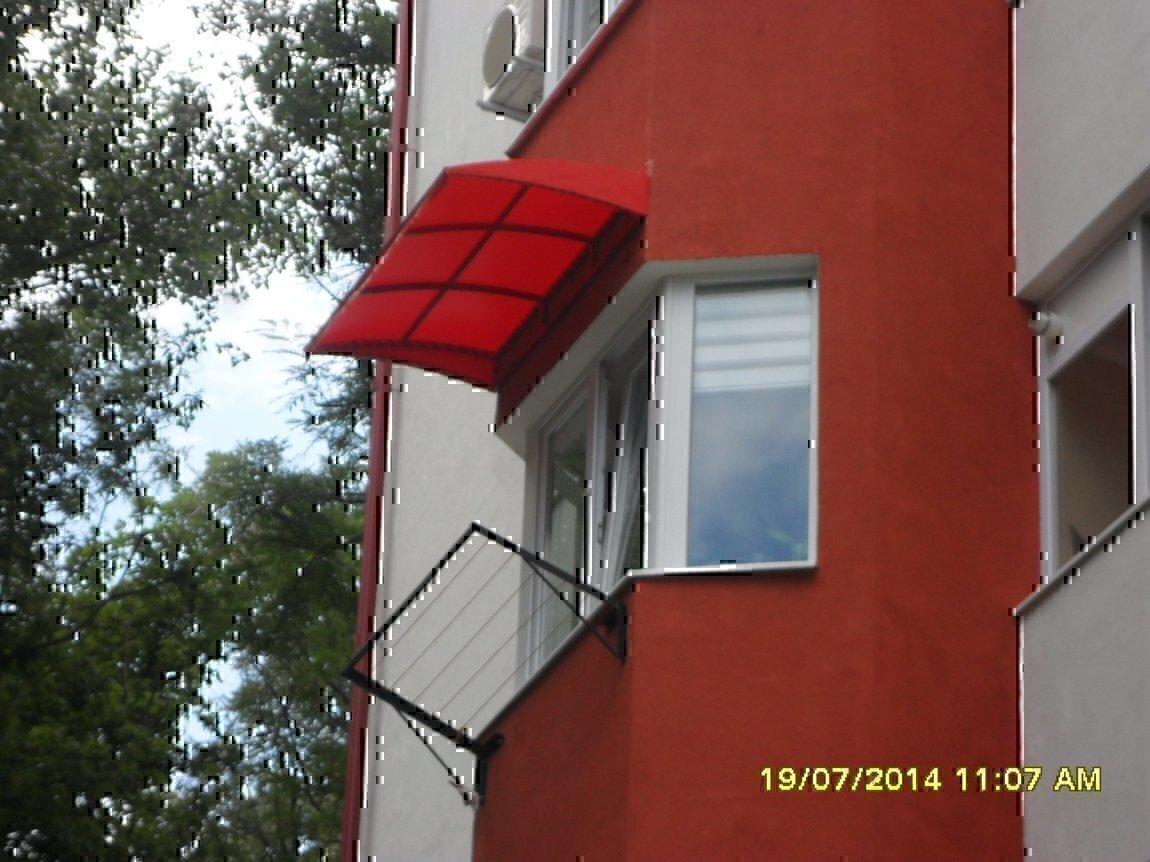 Выносной балкон под ключ. - окна онлайн - каталог статей - о.