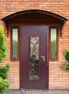 изделия из метала входные двери