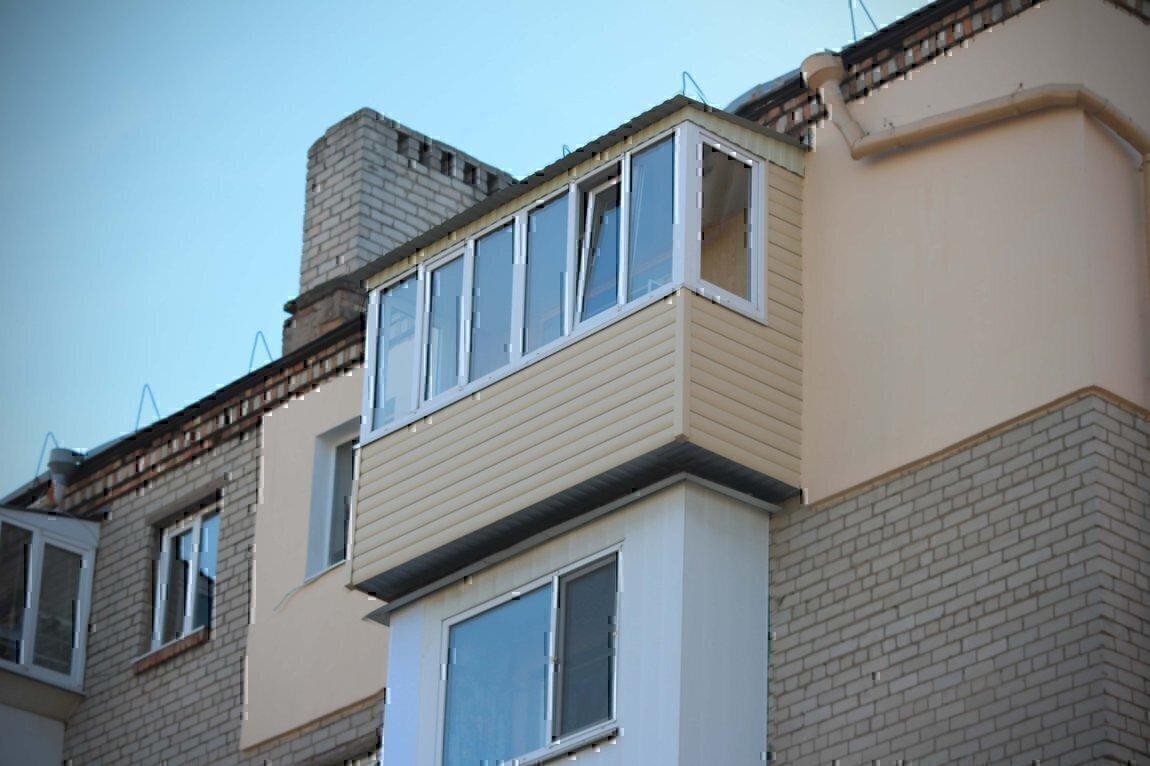 Бельцы балконы под ключ расширение утепление замена перил ус.
