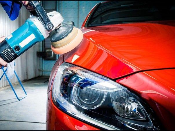 Чем полировать машину в домашних условиях после покраски