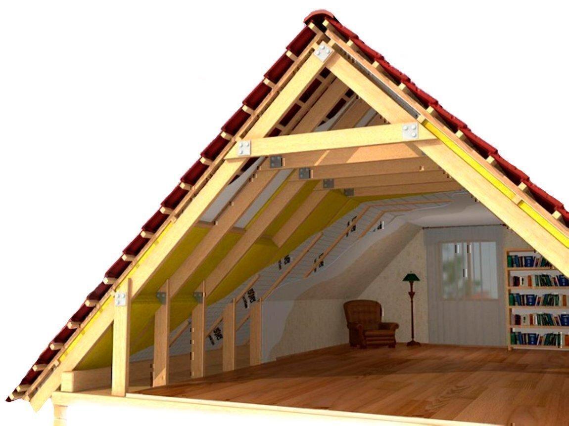 Как же лучше сделать крышу частного дома