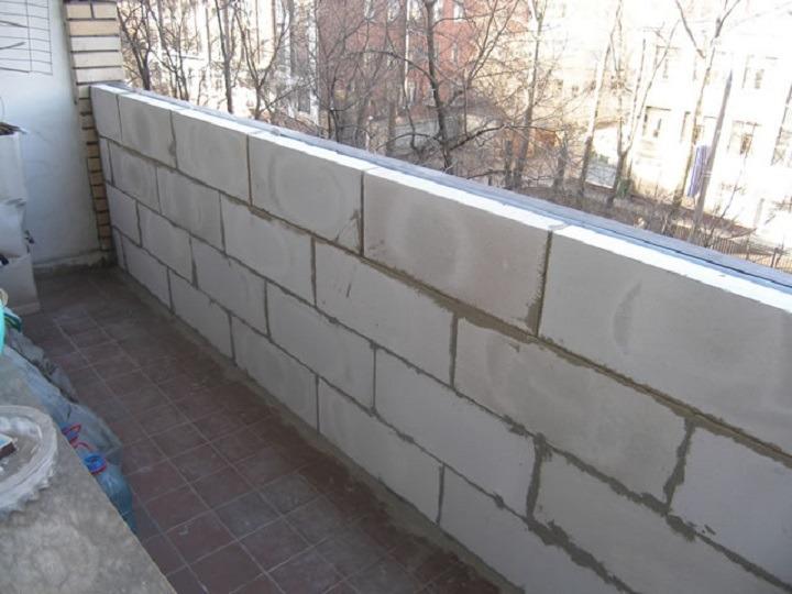 Расширение балконов, кладка под ключ 143 серии, хрущевка, бр.