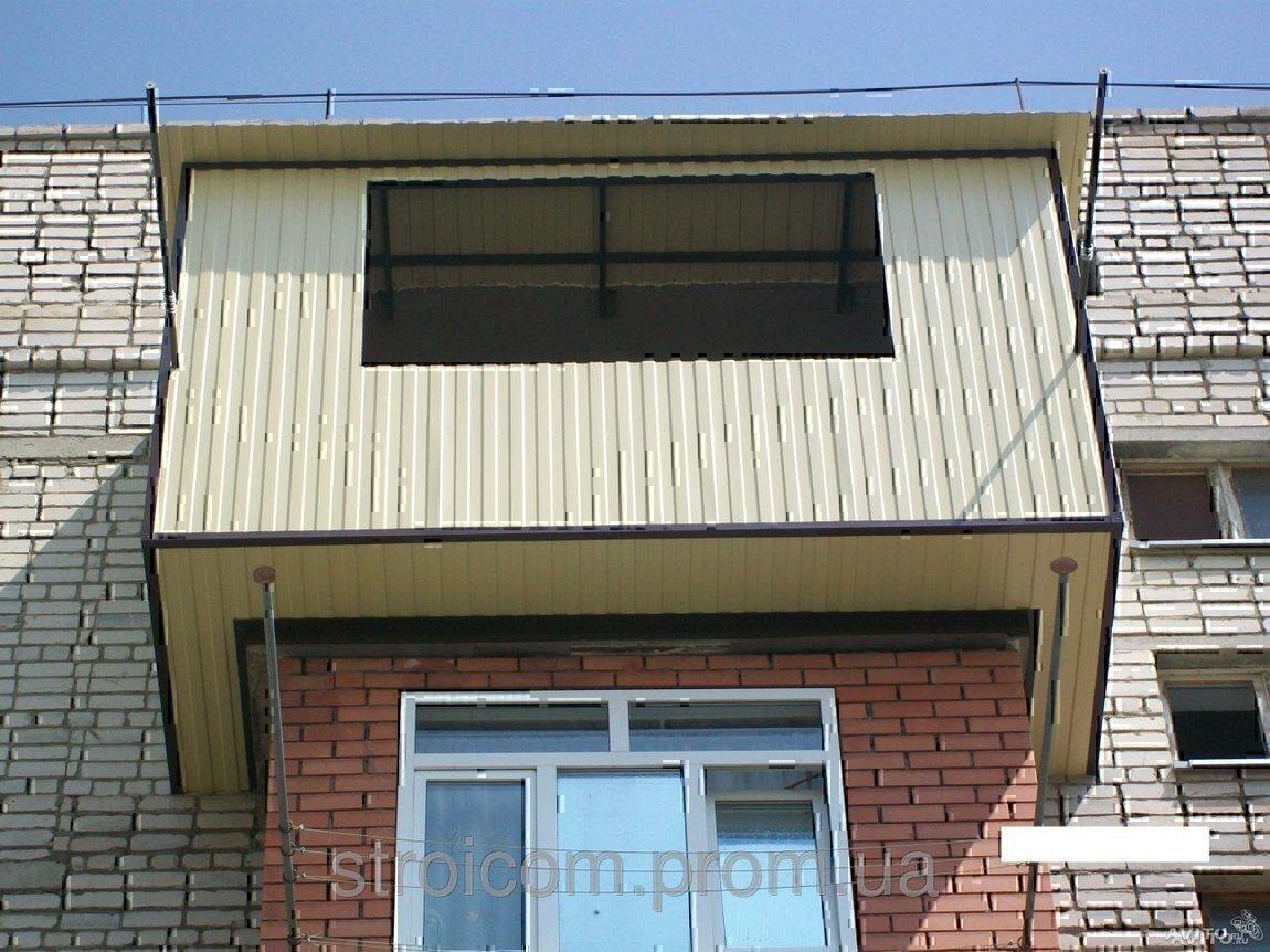 Бельцы! изготовление и установка крыш козырьки над балконами.