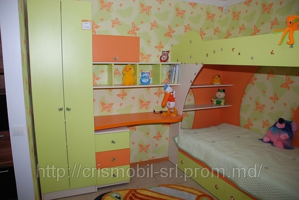 Мебель для детских комнат на заказ.