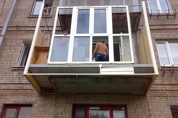Бельцы! утепление! расширение! реконструкция! балконов на лю.