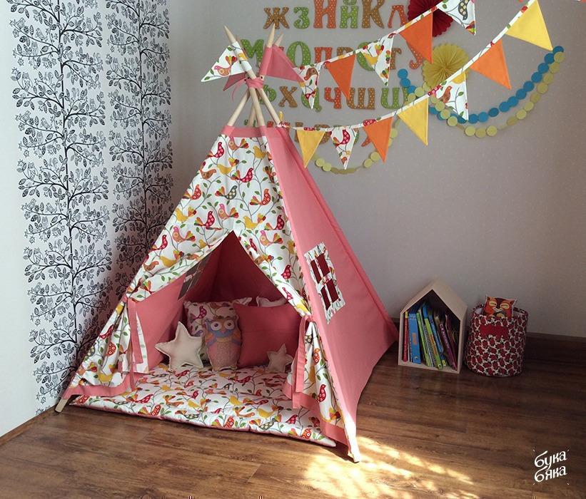 Дома для детей мастер класс