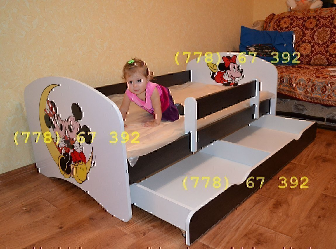 Как сделать кровать для ребенка 5 лет