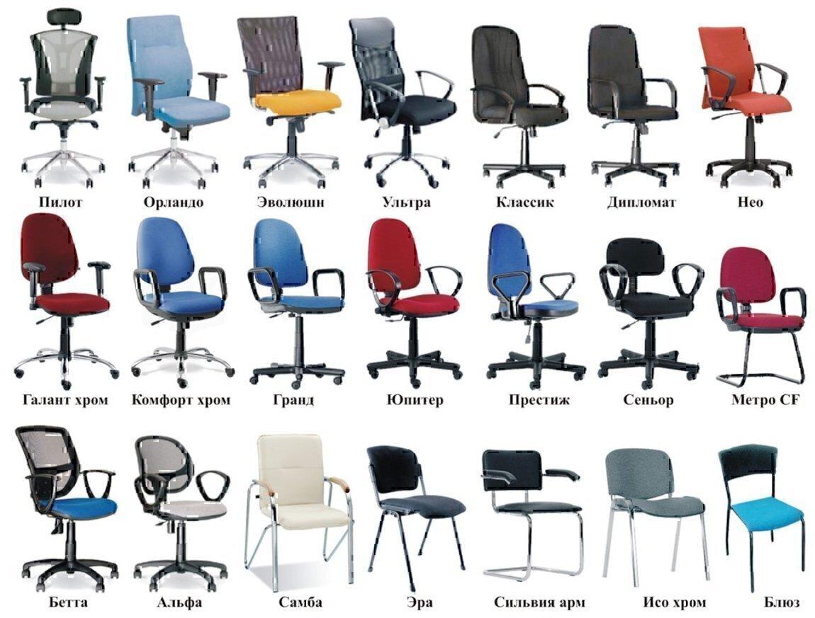 Как выбрать офисные стулья для посетителей