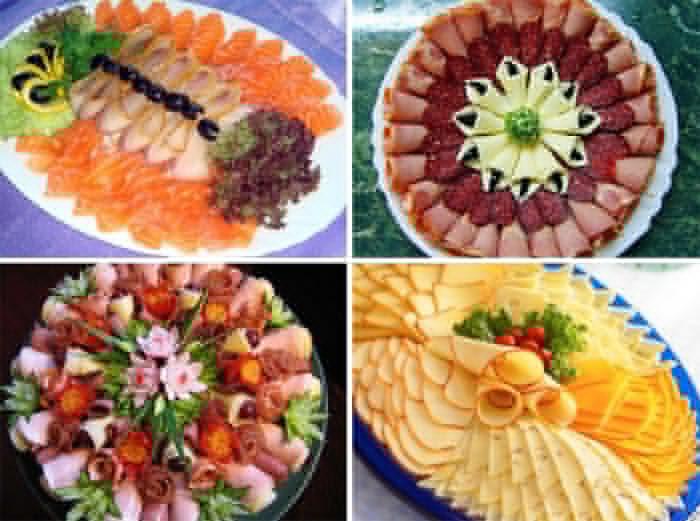 Рецепты блюд новый 2017 год
