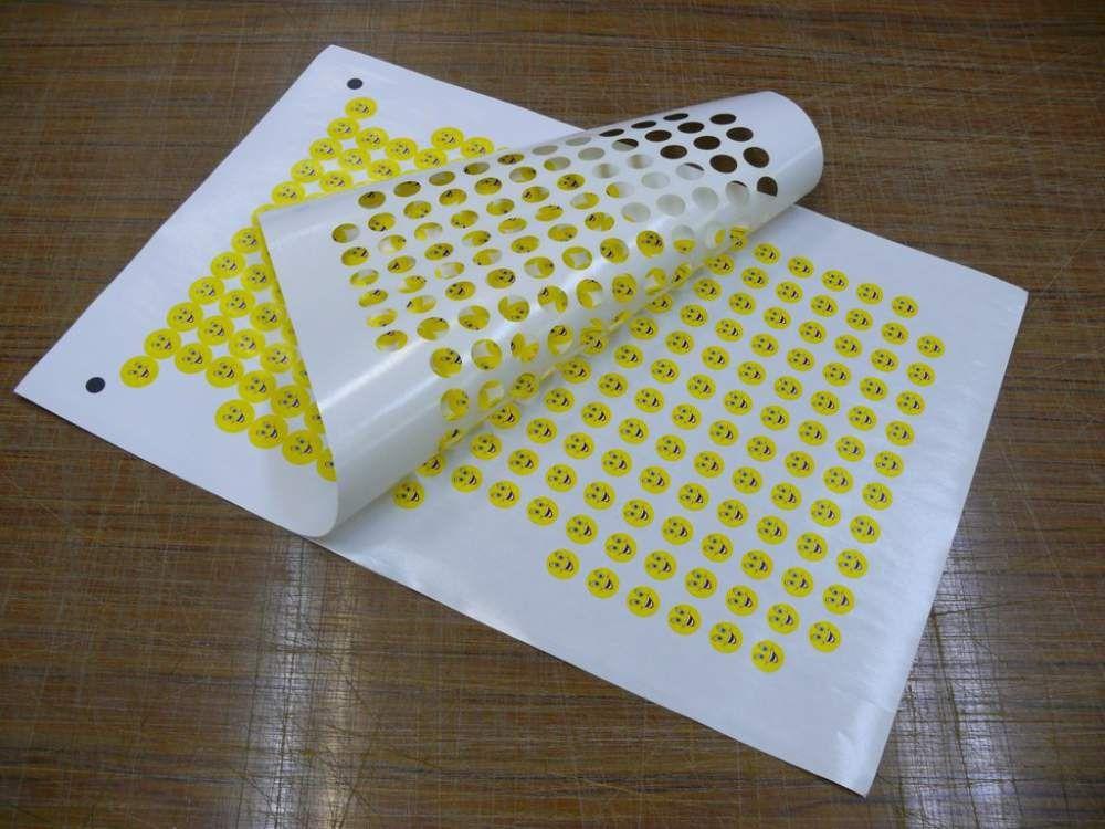 Печать и резка на бумаге