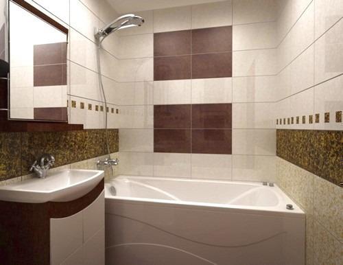 фото дизайна ванной комнаты малогабаритных квартир