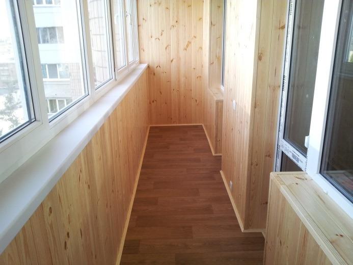 Балкон под ключ в киеве, вынос балкона, обшивка, предложение.