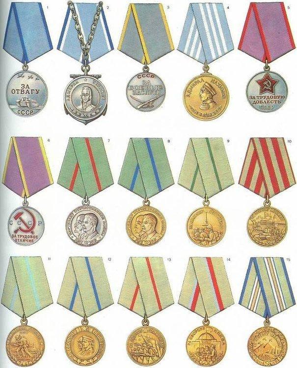 актер все медали и ордена в картинках отель