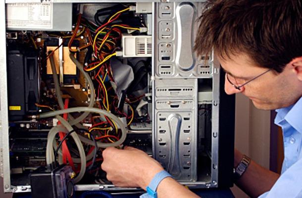 настройка нового компьютера после сборки