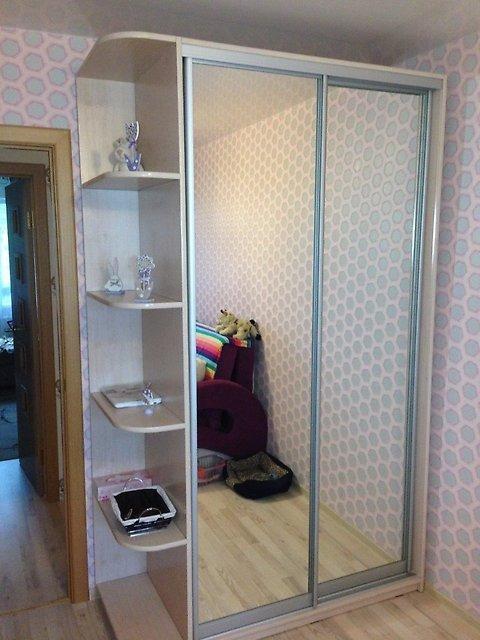 Мебель на заказ во Владивостоке  Шкафыкупе на заказ