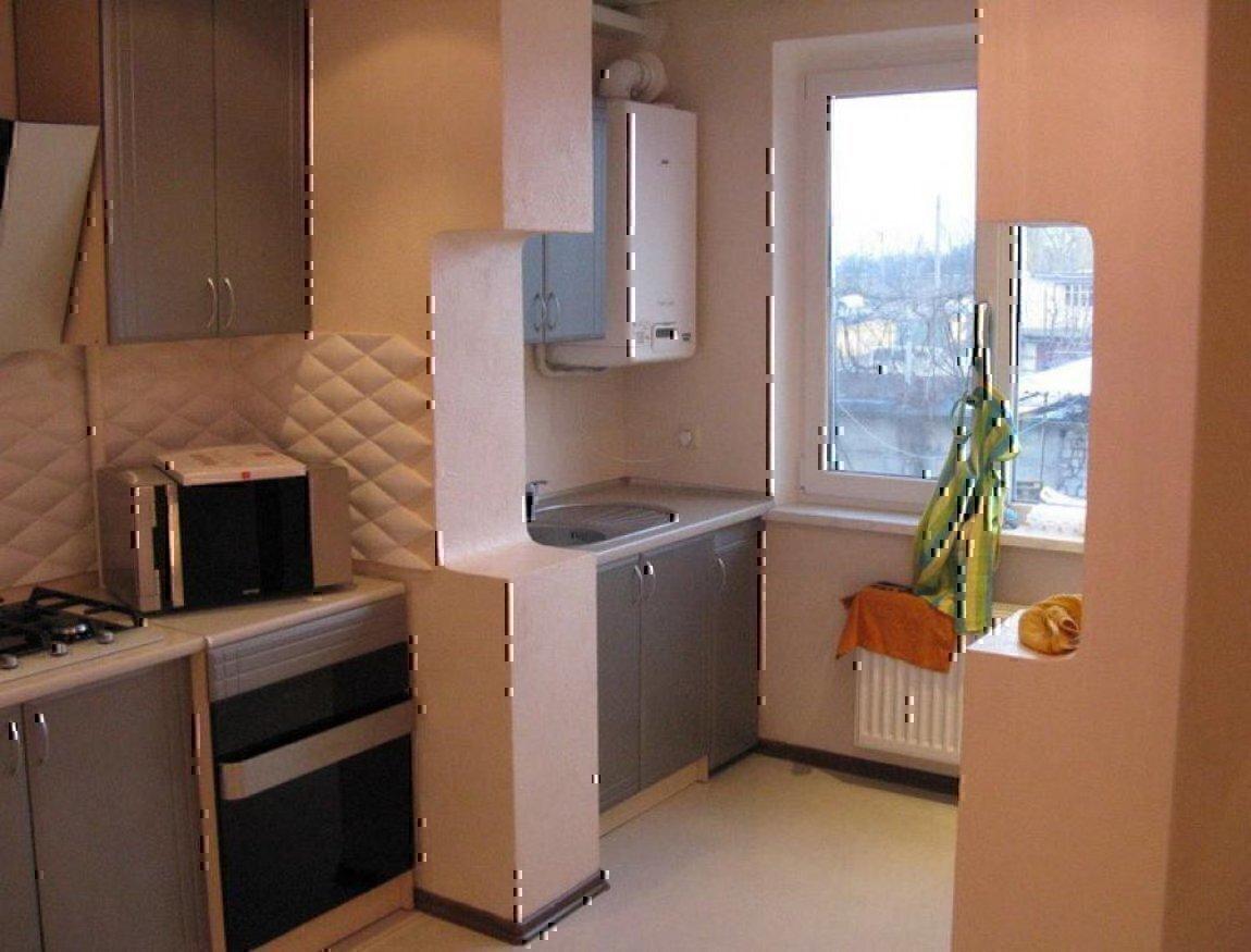 Примеры совмещения балконов и лоджий с кухней.